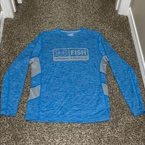 Under Armour Fishing Long sleeve